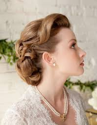 vintage hairstyles for weddings pictures vintage hairstyles for weddings black hairstle picture