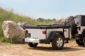jeep wrangler cargo trailer jeep and mopar offer road cer trailers cartype