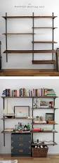 Wood Shelf Support Designs by Best 25 Wooden Shelves Ideas On Pinterest Shelves Corner