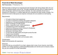 front end web developer resume example full stack developer resume msbiodiesel us 5 full stack developer resume teen budget worksheet sql developer resume