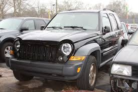 black 2005 jeep liberty 2005 jeep liberty crd sport utility 4 door 2 8l diesel black for parts