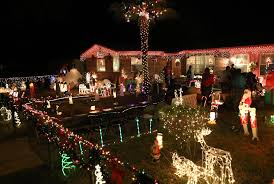 leesburg launches inaugural christmas lights competition