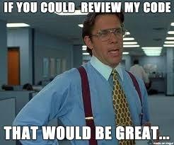 Code Meme - code review meme on imgur
