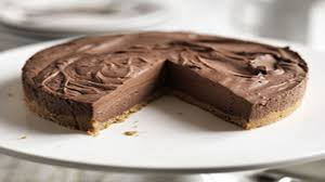 easy chocolate cheesecake good food channel