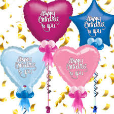 personalised birthday balloons birthdays balloons magic balloons