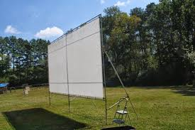 How To Make A Backyard Movie Theater 12 Affordable And Simple Ways To Transform A Backyard Simplemost