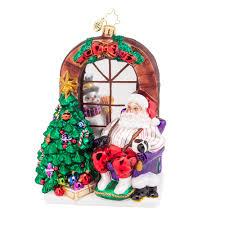 christopher radko ornaments 2016 radko winter repose ornament