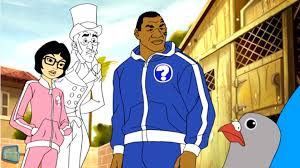 Mike Tyson Home by Mike Tyson Mysteries The Complete First Season U0027 Headed To Dvd