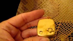 Music Box Keychain Chokin Temple Sankyo Music Box Keychain Youtube