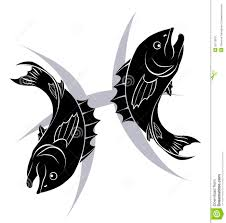 pisces zodiac horoscope astrology sign stock image image 29118831