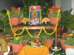 Decoration For Navratri At Home Hall 7 Home Page