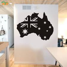 Home Decor Australia Online Get Cheap Australian Flag Stickers Aliexpress Com