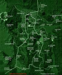 Fallout 3 Interactive Map Fallout 3 Map All Locations Mosquito Population By State Map