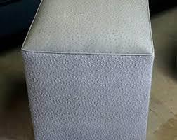cube ottoman etsy