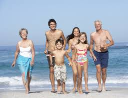 multi generation family vacation at the photos yfgt