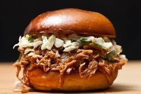 easy slow cooker pulled pork recipe chowhound