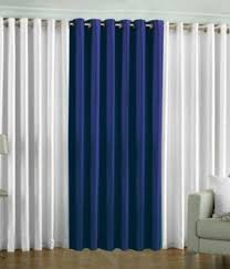 Plain White Curtains Curtain White Cotton Buti Plain Curtain By Kriya Studio 82in