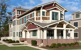 Pictures Of Big Houses Model Homes The Not So Big Showhouse