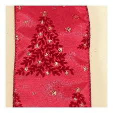 cheap wired ribbon cheap wired ribbon for christmas trees find wired ribbon for