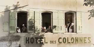 chambres d hotes verdon votre séjour hôtel des colonnes chambres d hôtes de charme à