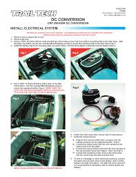 trail tech 70 watt high output dc electrical system for honda