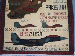 Airplane Rug Warrug Com Afghan War Rugs
