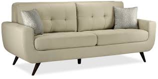 furniture loveseat sleeper bed beige couch living room color