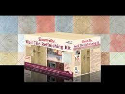 beauti tone wall tile refinishing kit youtube