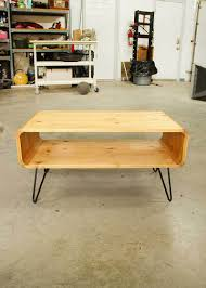 Design Your Own Coffee Table Diy Table Thrifted Wood Cubbies Fresh Crush