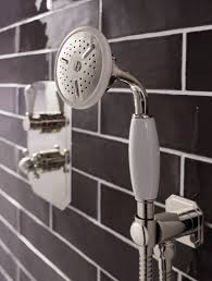 enjoy the freedom of a moveable shower head belgravia shower