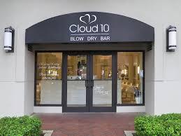 cloud 10 blowdry bar and makeup salon in delray beach fl