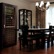 Cabinet For Dining Room Vinotemp 200wcg Model Economy Wine Cabinet With Glass Door