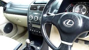 lexus coupe 2004 video review of 2004 lexus is200 2 0 se for sale sdsc specialist