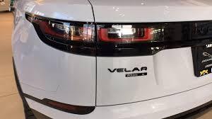 range rover velar vs sport new 2018 land rover range rover velar s sport utility in reno