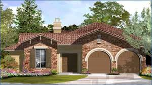 mediterranean style home plans house plan small santa fe style house plans santa fe