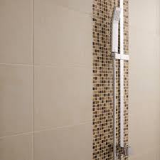 frise leroy merlin mosaïque sol et mur antique baroque beige leroy merlin