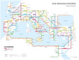 Zagreb Map Roads Imagined As A Subway Map Spot Croatia