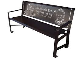 Commemorative Benches Benches Quality Site Furniture