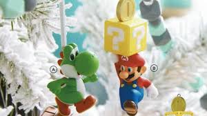 planning mario ornaments nintendaily