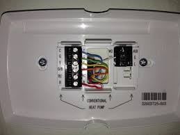 honeywell rth7600d wiring 28 images we a heat system and wish