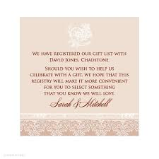 vacation wedding registry wedding invitation fresh gift registry cards in wedding wedding