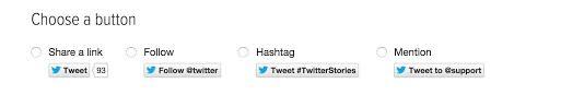 crea y personaliza tus propios botones para twitter