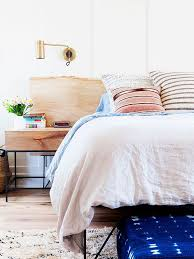Make A Bed How To Make Your Bed Look More Put Together Mydomaine