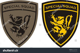 logo porsche vector military patch stock vector 236493850 shutterstock
