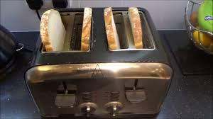 Hamilton Beach Digital 22502 Toaster How To Fix A Toaster That Doesn U0027t Stay Down Without Taking It