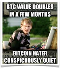 Funny Hater Memes - funny bitcoin meme steemit