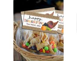 Thanksgiving Trail Mix Trail Mix Stickers Etsy