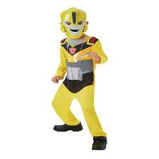 Bumblebee Transformer Halloween Costume Transformers U2013 Bumblebee Action Suit Blister U2013 Camtec Kids Specialist