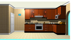 3d kitchen designer home decoration ideas