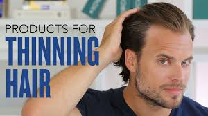 men u0027s hair loss 6 grooming products that fight or defy thinning
